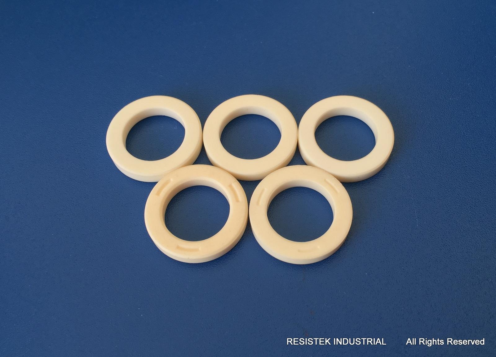 99% Alumina Ceramic Ring