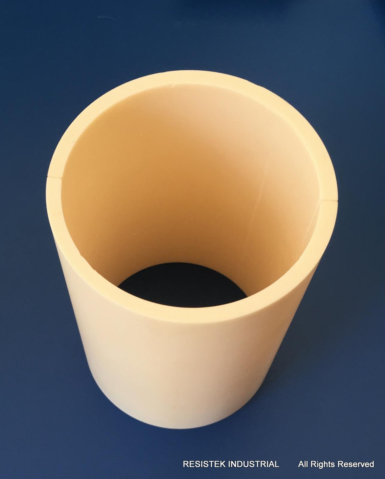 99.8% Alumina Ceramic Tube