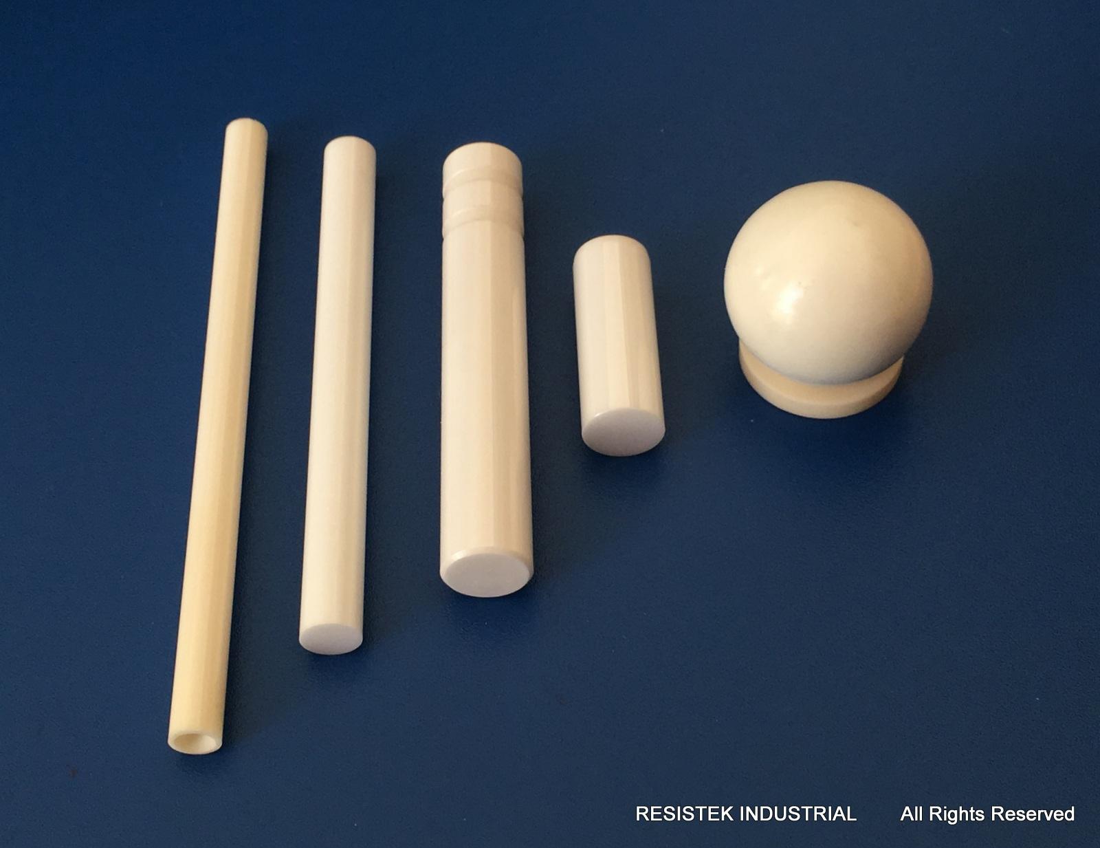 Zirconia Ceramic Rod (ZrO)