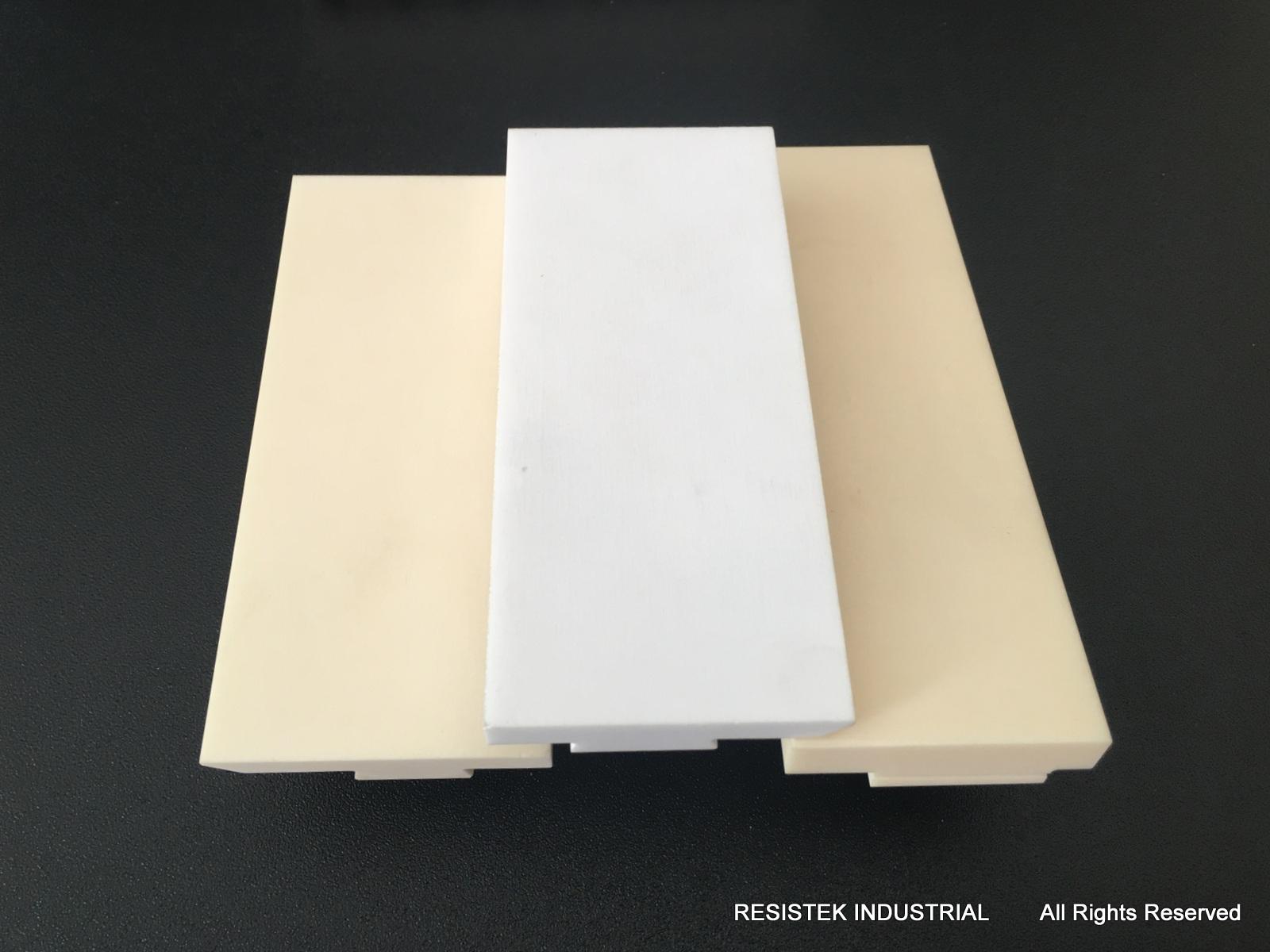 95 / 99 / 99.8 % Alumina Ceramic Segment