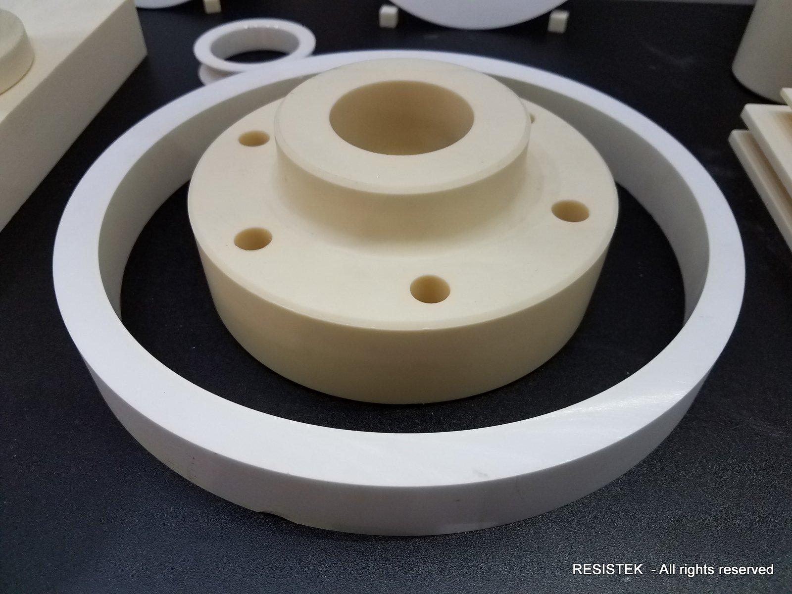 95% & 99% Alumina Ceramic Ring
